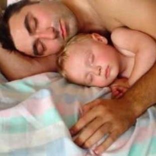 Bebeklik döneminde baba olmak