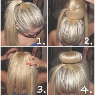 Beş Dakikada Yapılabilecek Saç Modelleri