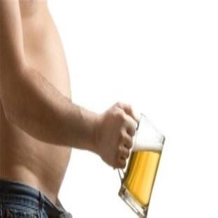 Bira göbeğinden kurtulmanın yolları
