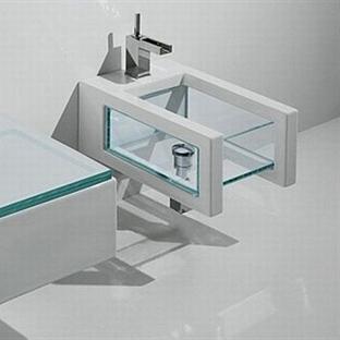 Cam Materyalli Banyolar