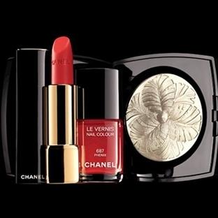 Chanel 2015 Yılbaşı Makyaj Koleksiyonu