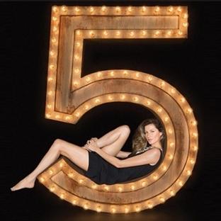 Chanel No.5 ile Gisele Bündchen'in Buluşması