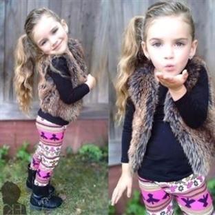 Çocuklara Göre Yetişkin Kıyafetleri