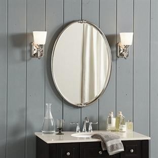 Dekoratif Banyo Aynaları