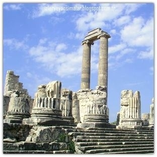 Didim Apollon Tapınağı - Antik Çağın Kehanet Şehri