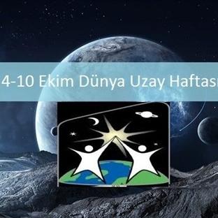 Dünya Uzay Haftası (4-10 Ekim)