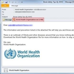 Ebola Virüsünün Yeni Adresi İnternet Oldu