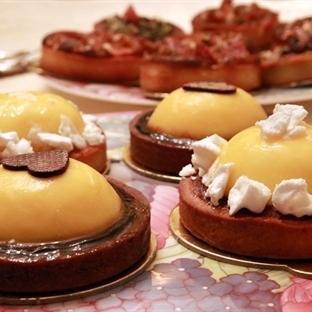 En Lezzetli Fransız Tatlıları: Melia Patisserie