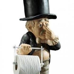 En İlginç Tuvalet Kağıdı Askılıkları