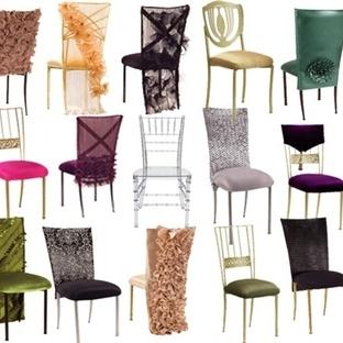 Eviniz Kadar Şık Sandalyeler