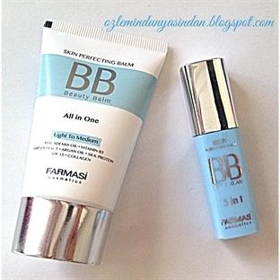 Farmasi ~ BB Krem ve BB Eye Cream Gözaltı Kapatıcı