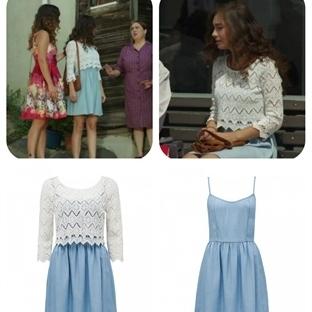 Fatih Harbiye - Dantel üstlü elbise