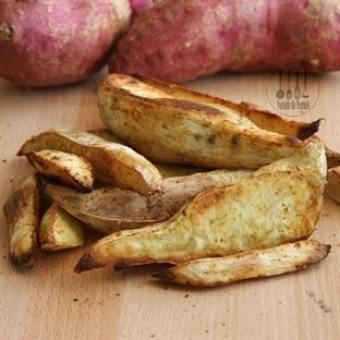 Fırında Tatlı Patates ve Faydaları
