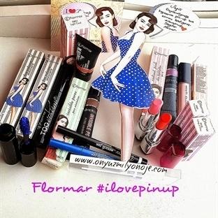 Flormar Pin-up Makyajı
