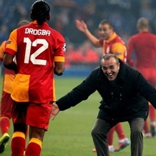 Galatasaray' ın Abdürrahim Abisi