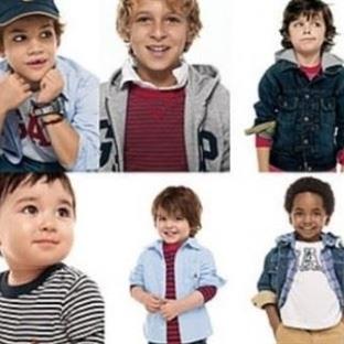 Gap 2014 Erkek Çocuk Kıyafet Modelleri