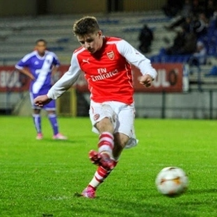 Gol Duellesu: Anderlecht 4-3 Arsenal