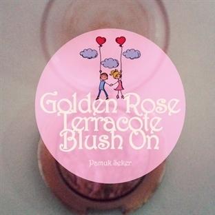 Golden Rose Terracota Blush On | 04