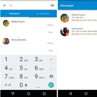 Google Messenger Uygulaması Geliyor