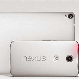 Google, Nexus 6 ve Nexus 9′u Duyurdu