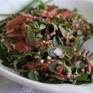Greçka - Karabuğday Salatasi