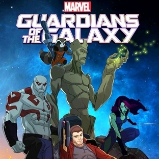"""Guardians of the Galaxy"" Animasyon Dizisi Oluyor!"