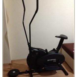 Gülihan'nin Diyetle İmtihanı  ve Eliptik  bisiklet