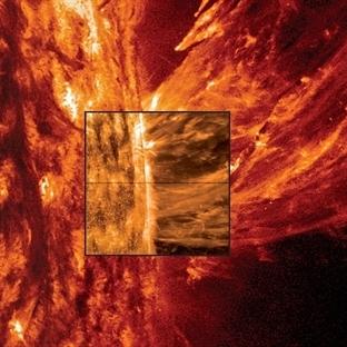 Güneşin Atmosferinin Yüzeyinden Neden Sıcak Olduğu
