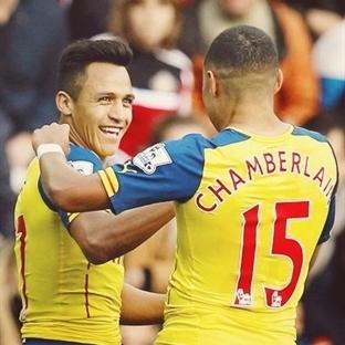 Hayat Öpücüğü: Sunderland 0-2 Arsenal