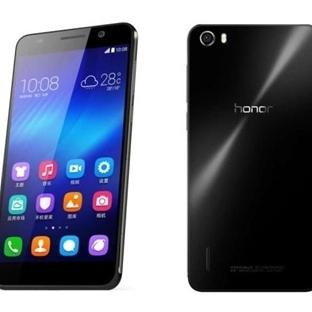Huawei Honor 6 Avrupa'da satışa çıkıyor