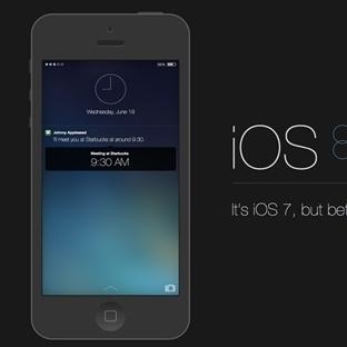 iOS 8'de yeni açığı bulundu