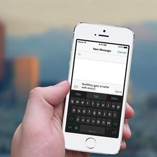 iOS 8 İle Gelen Klavye Seçenekleri