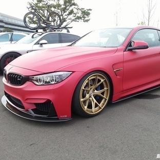 Japon Dokunuşu: Access Evolution BMW M4