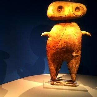 Joan Miró' ve 'Kadınlar, Kuşlar, Yıldızlar'