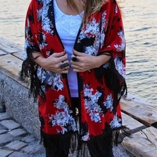 Kalıpsız Kolay Kimono Dikimi