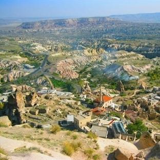 Kapadokya(Uçhisar_Zelve_Göreme)