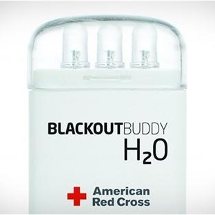Kara gün dostu | Blackout Buddy H2O