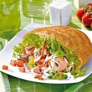 Kepekli Sandviç Tarifi