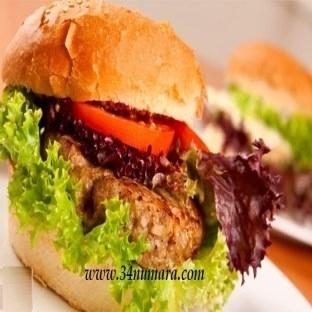 Kilo Aldırmayan Diyet Burger