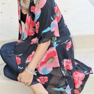 Kimono Esintisi