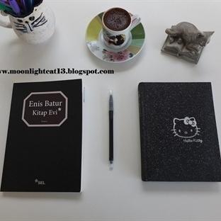 Kitap Evi - Enis Batur *Güz Okuma Şenliği 2014*