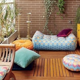 Küçük Balkonlar İçin Çözümler