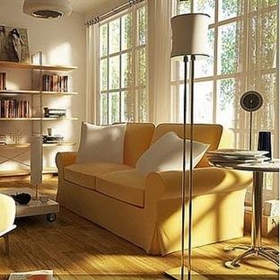 Küçük Oda Dekorasyon Çözümü