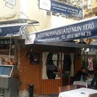 KULELİ MEYHANESİ (ATO'NUN YERİ)(SAMATYA - İSTANBUL