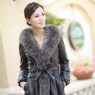 Kürklü Ceketler Bu Kış Trend