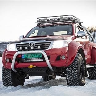 Kuzey Kutbunda 4x4 Macerasına Hazır mısınız?