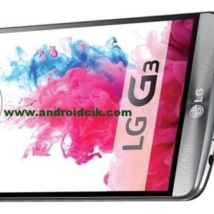 LG G3, Android 5.0 Lollipop Güncellemesi Ne Zaman?