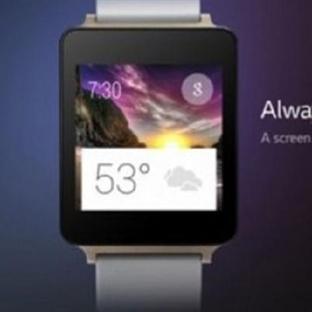 LG webOS İşletim sistemli Akıllı Saat