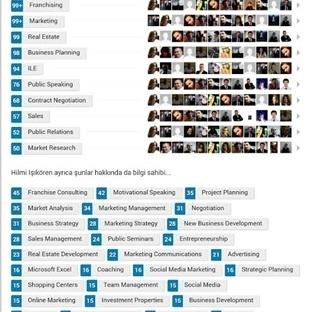 Linkedin'de 99+ olmak