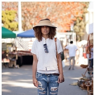 Los Angeles 2015 sokak modası